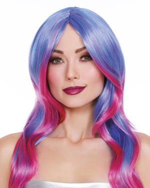 Layered Long with Faux Ombre Wig Wig Dreamgirl Costume