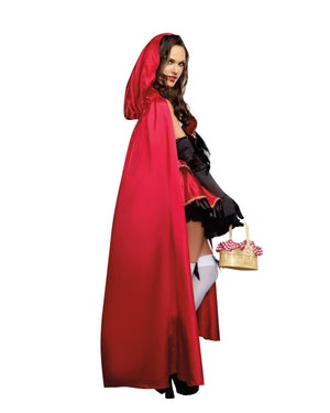Little Red Women's Costume Dreamgirl Costume