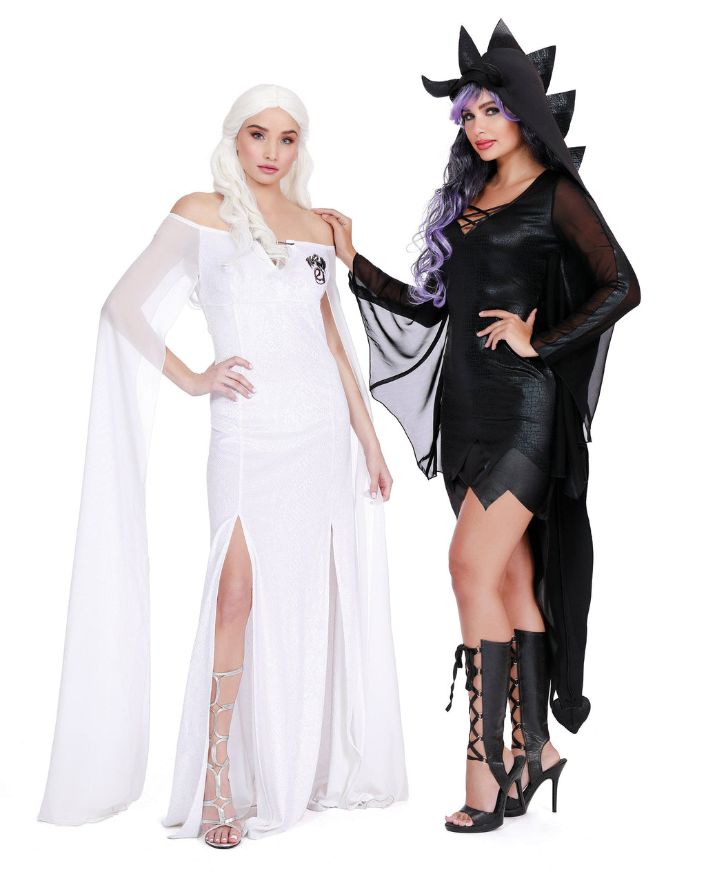 Magic Dragon Women's Costume Dreamgirl Costume