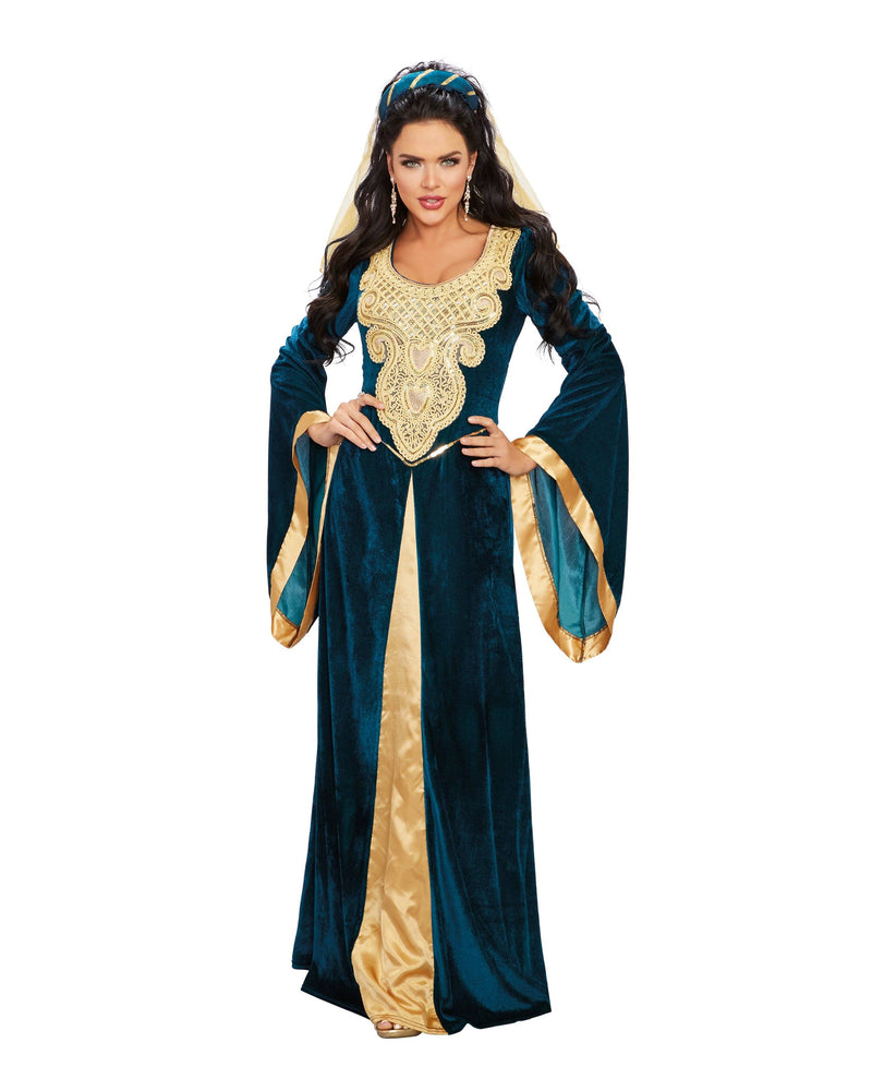 Medieval Maiden Women's Costume Dreamgirl Costume