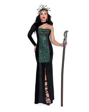 Medusa Women's Costume Dreamgirl Costume