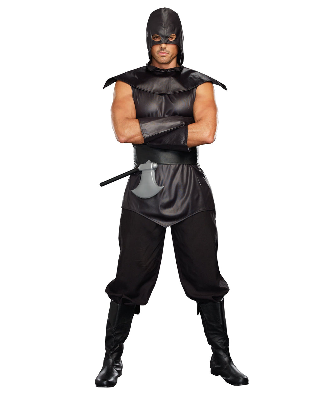Men's The Assassin Men's Costume Dreamgirl Costume
