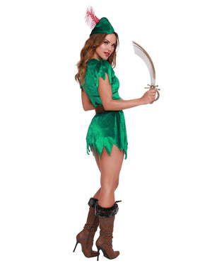 Mischief In Neverland Women's Costume Dreamgirl Costume