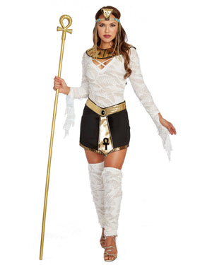 Mummy Dearest Women's Costume Dreamgirl Costume