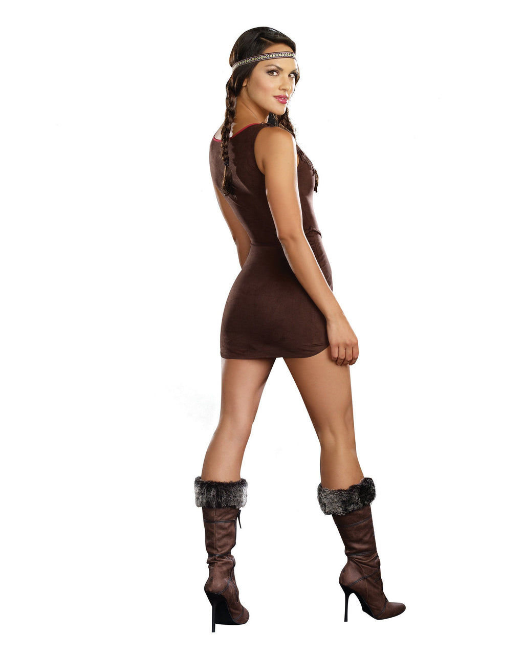 Native Beauty Women's Costume Dreamgirl Costume