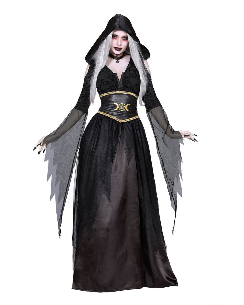Pagan Witch Women's Costume Dreamgirl Costume
