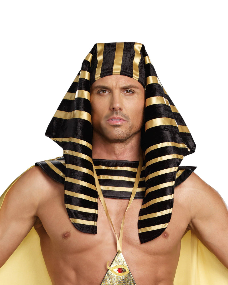 Pharaoh Headpiece Headpiece Dreamgirl Costume