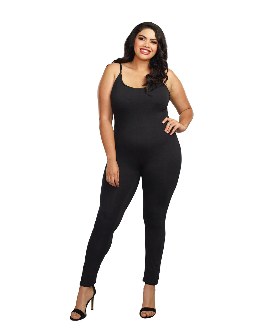 Plus Size Basic Unitard Costume Accessory Dreamgirl Costume