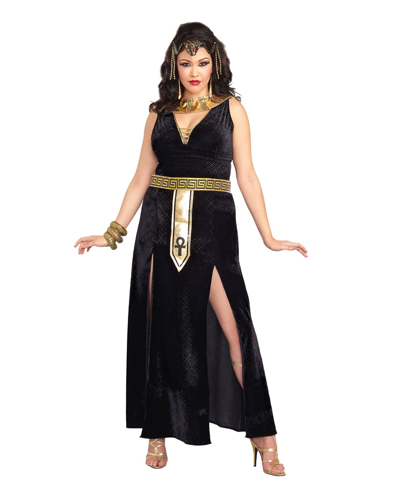 Plus Size Exquisite Cleopatra Women's Costume Dreamgirl Costume