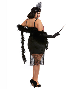 Plus Size Roxy's Revenge Women's Costume Dreamgirl Costume