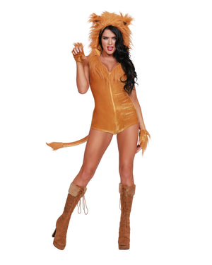 Queen of the Jungle Women's Costume Dreamgirl Costume