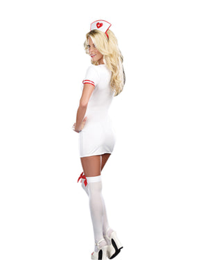 Really Naughty Nurse Women's Costume Dreamgirl Costume