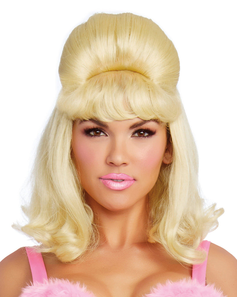 Retro Bouffant Wig Wig Dreamgirl Costume