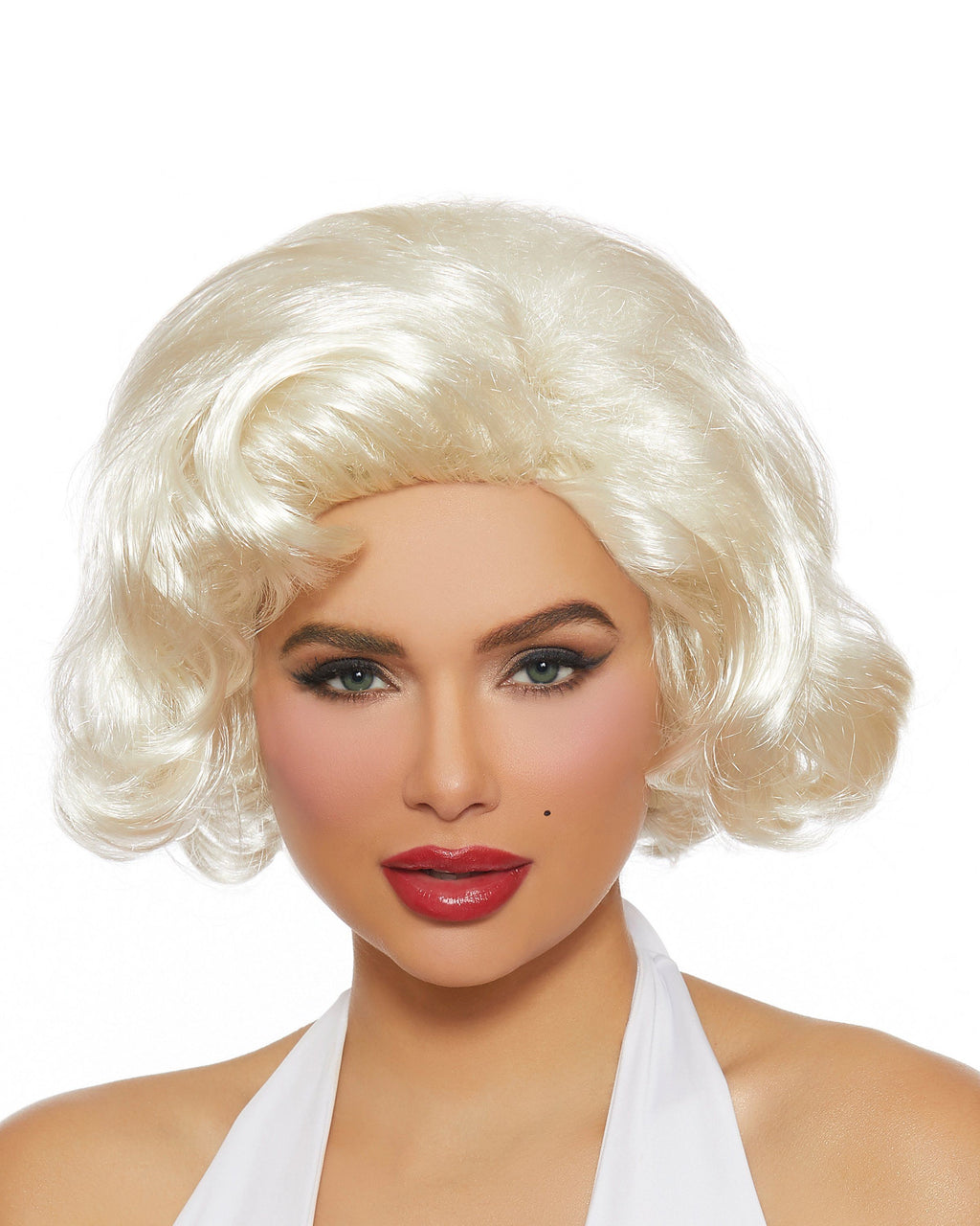 Retro Movie Star Wig Wig Dreamgirl Costume