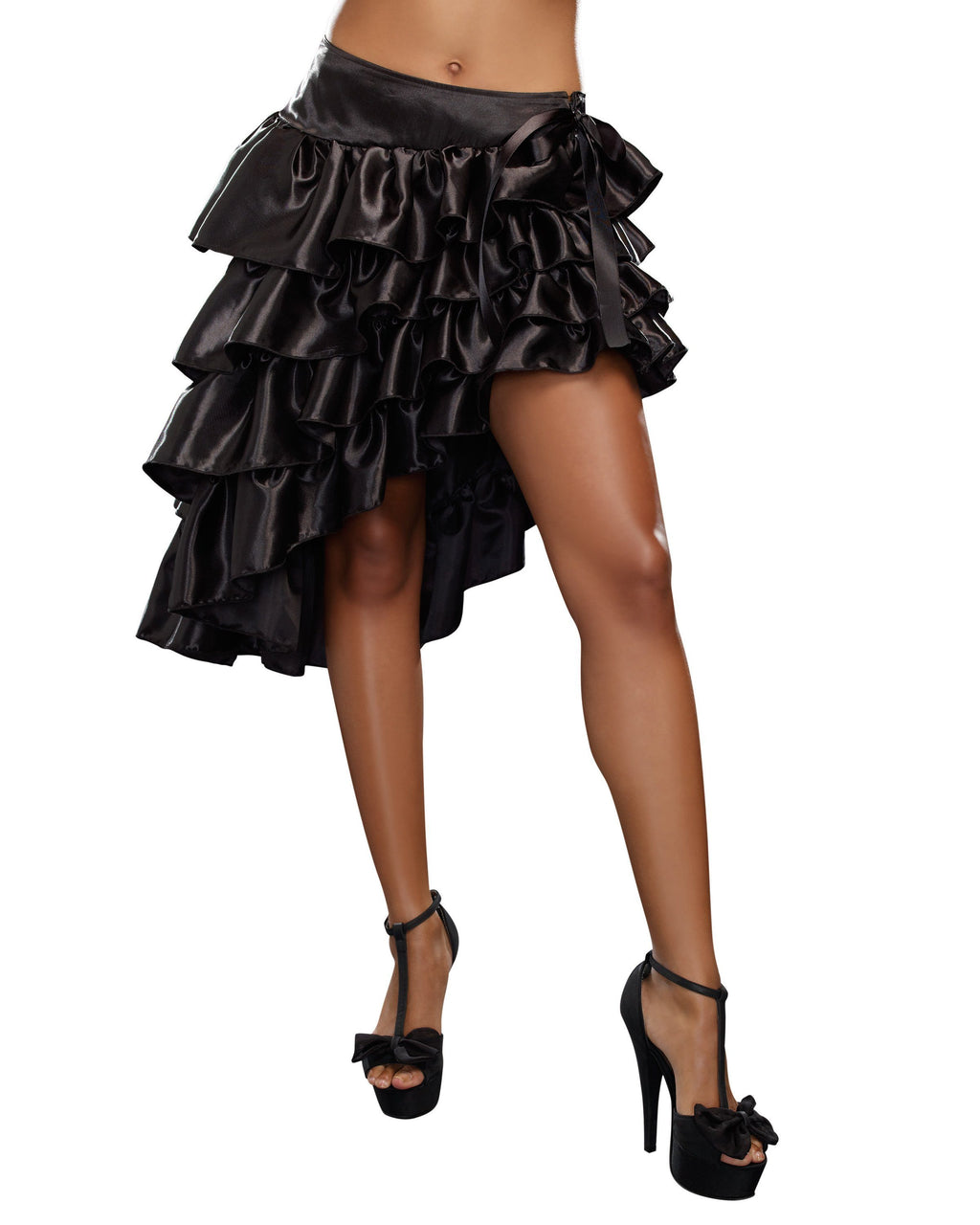Ruffled Skirt Costume Accessory Dreamgirl Costume