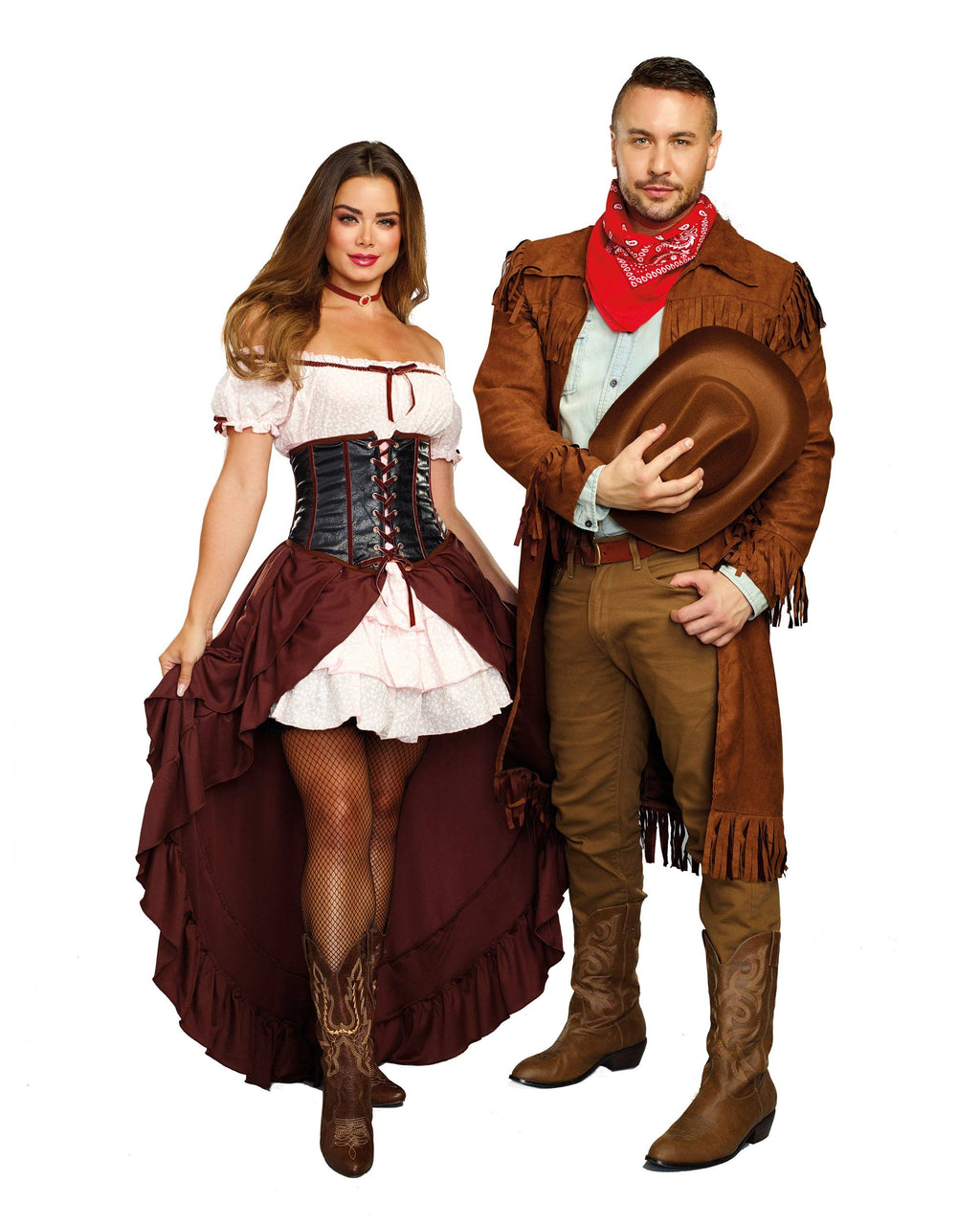 Saloon Gal Women's Costume Dreamgirl Costume