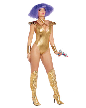 Space Warrior Women's Costume Dreamgirl Costume