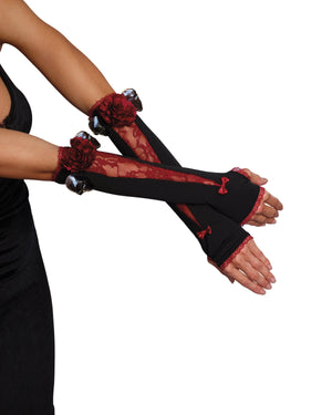 Spooky-licious Gloves Costume Accessory Dreamgirl Costume