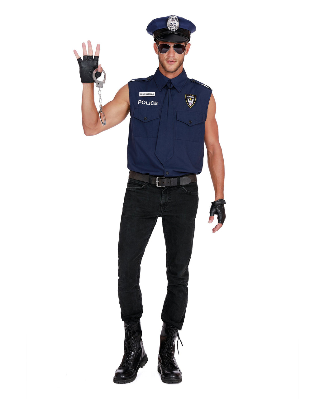 The Sergeant Men's Costume Dreamgirl Costume