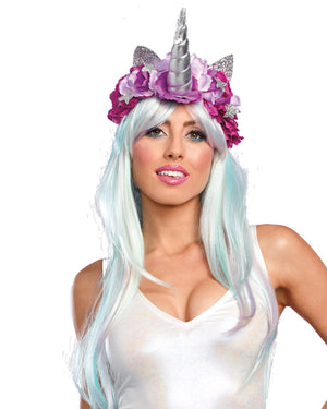 Unicorn Headpiece Headpiece Dreamgirl Costume