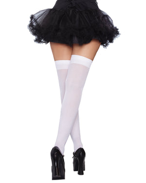 Versatile Bow Top Stockings Costume Hosiery Dreamgirl Costume