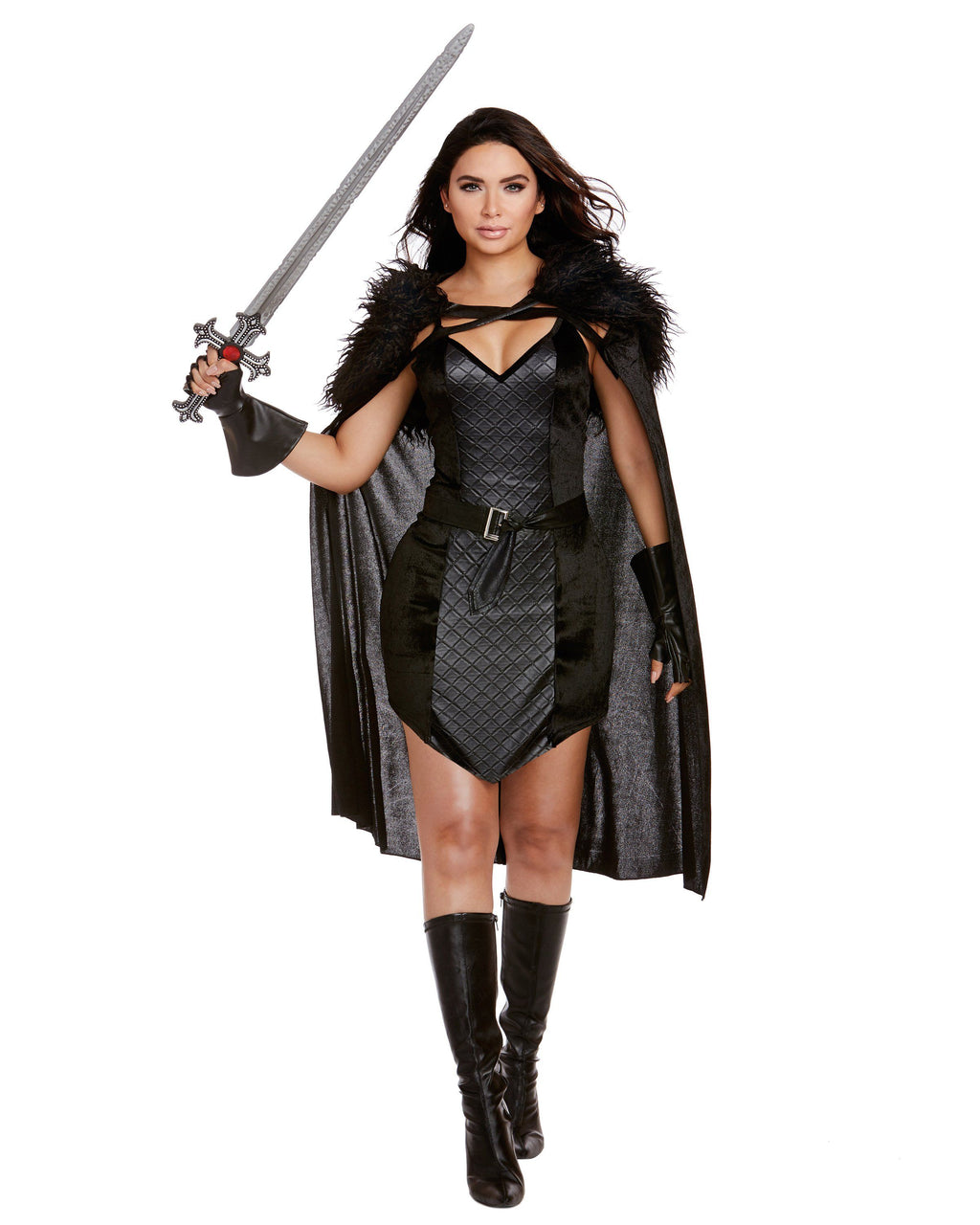 Warrior Queen Women's Costume Dreamgirl Costume