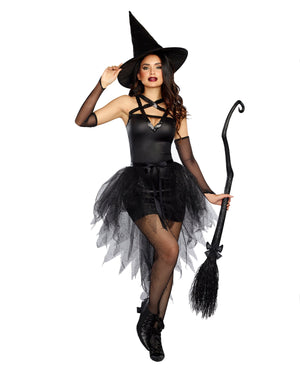 Wicked, Wicked Witch Women's Costume Dreamgirl Costume