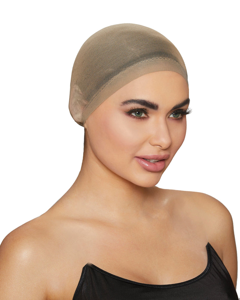 Wig Cap Wig Cap Dreamgirl Costume One Size Nude