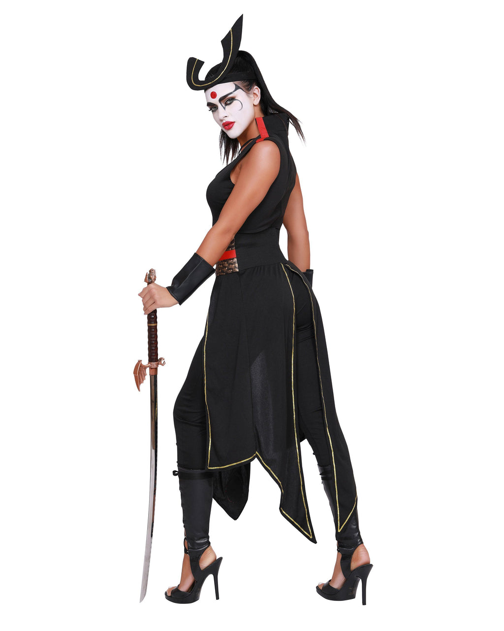 Women's Samurai Women's Costume Dreamgirl Costume