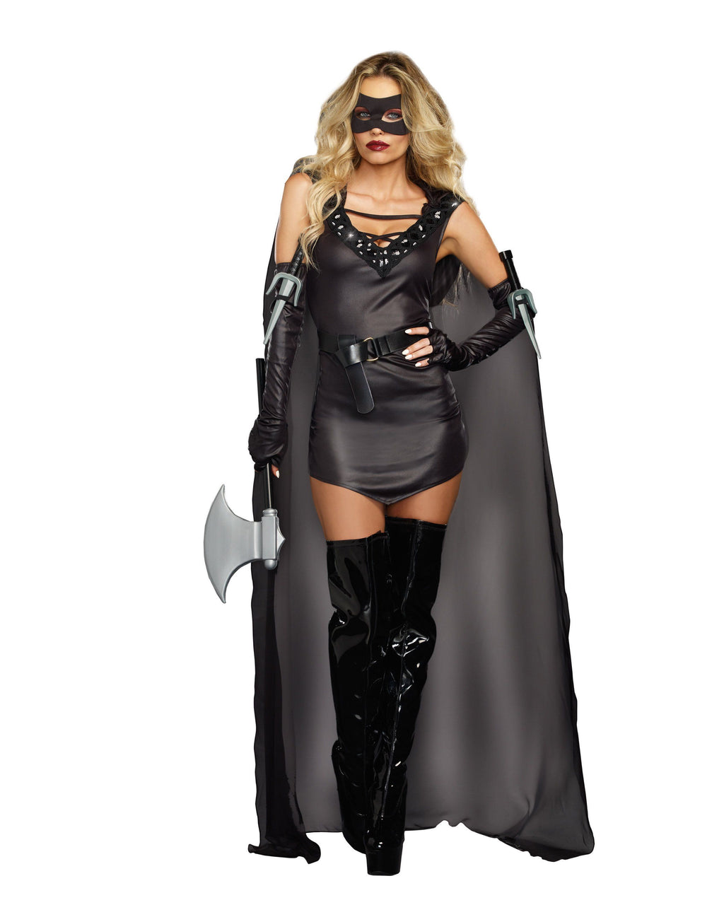 Women's The Assassin Women's Costume Dreamgirl Costume