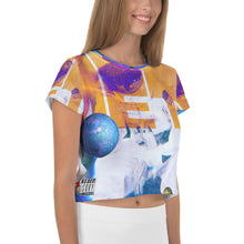 Load image into Gallery viewer, META women's tee