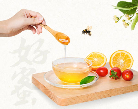 buy Li Ziqi Changbai Chinese Mountain Ginseng Linden herbal honey Healthy Drink Product LiZiqi  food product store channel recipes Online shop cooking