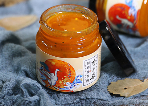 buy  Li Ziqi Behai Appetizing Salted Egg Mayonnaise duck LiZiqi food product store channel recipes Online shop cooking