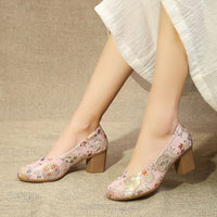 Beautiful & Cute Chinese Traditional Embroidery Shoes