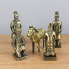 "Miniature Alloy ""Terracotta Warriors"" Set"