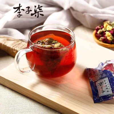 LiZiqi Herb buy liziqi shop ZIQI Happy Herb Rose Flower Tea - Enjoy The Taste Of Manor Life food product store channel recipes Online shop cooking