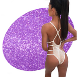 Sparkling Backless Onepiece