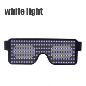 LED Flash Glasses