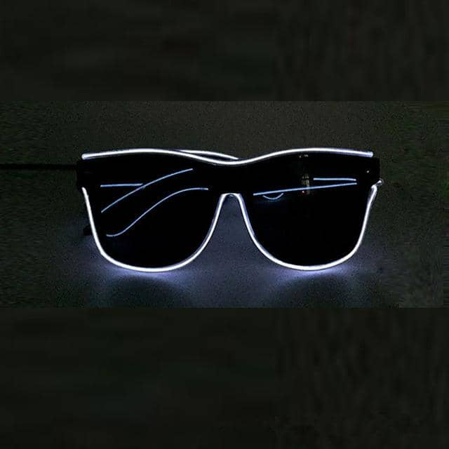 LED Wire Glasses