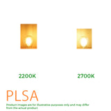 Premium 10 Watt Extra Warm (2200K) E27 Dimmable lamps