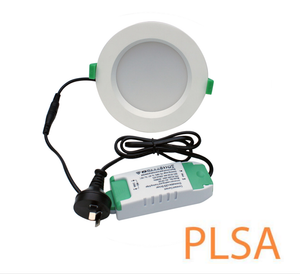 18 watt LED downlight to suit 120-125mm cutout