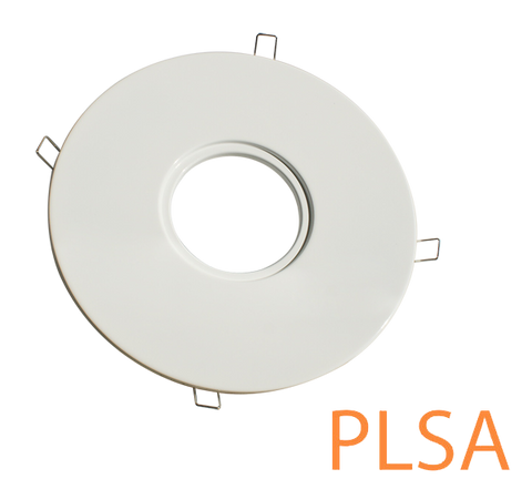 Extra Large Conversion Plate for downlights of cutouts of 90mm  - plate overall size of 265mm