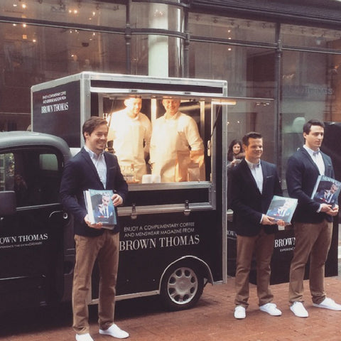 Brown Thomas Magazine Launch