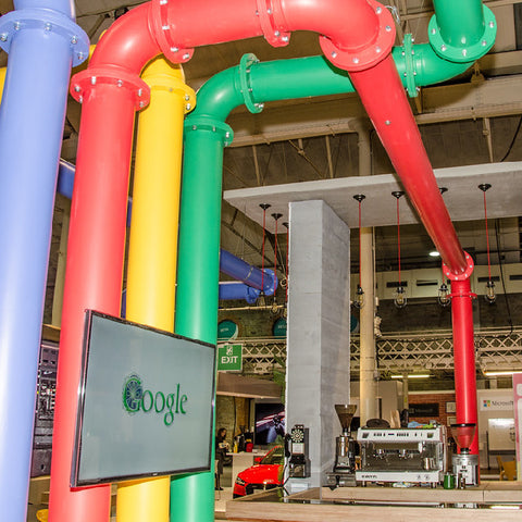 Google Web Summit Event