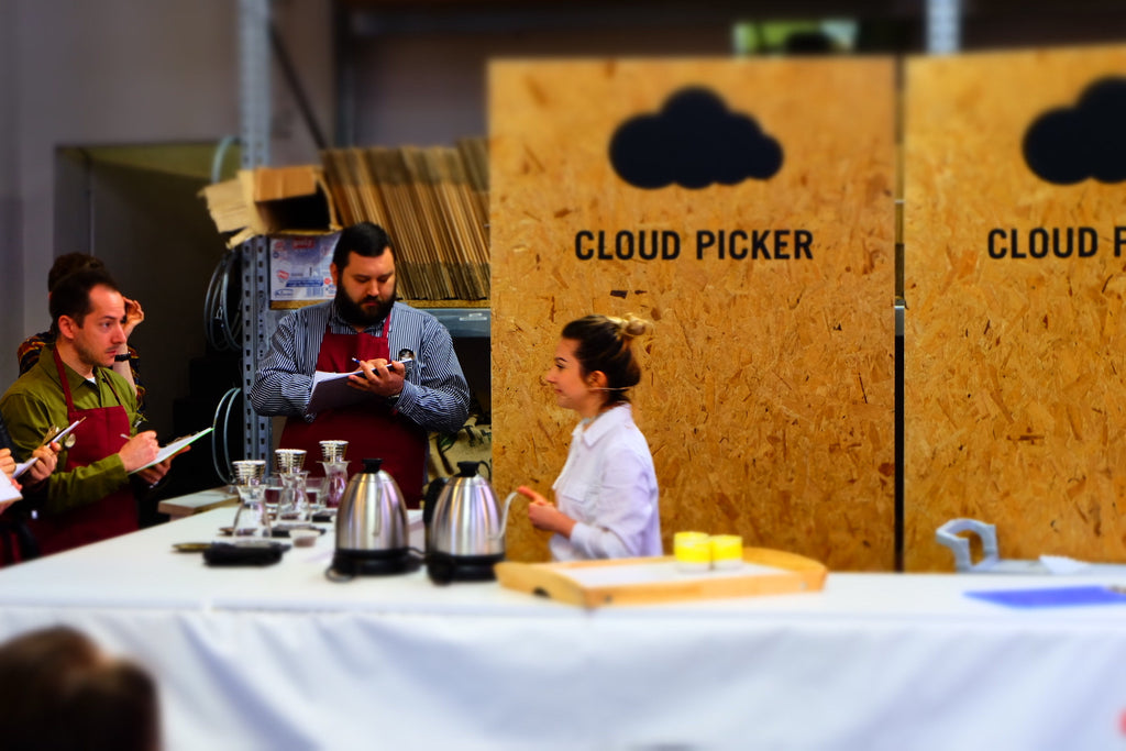 Irish Brewers Cup 2017 Cloud Picker Coffee Roasters Dublin