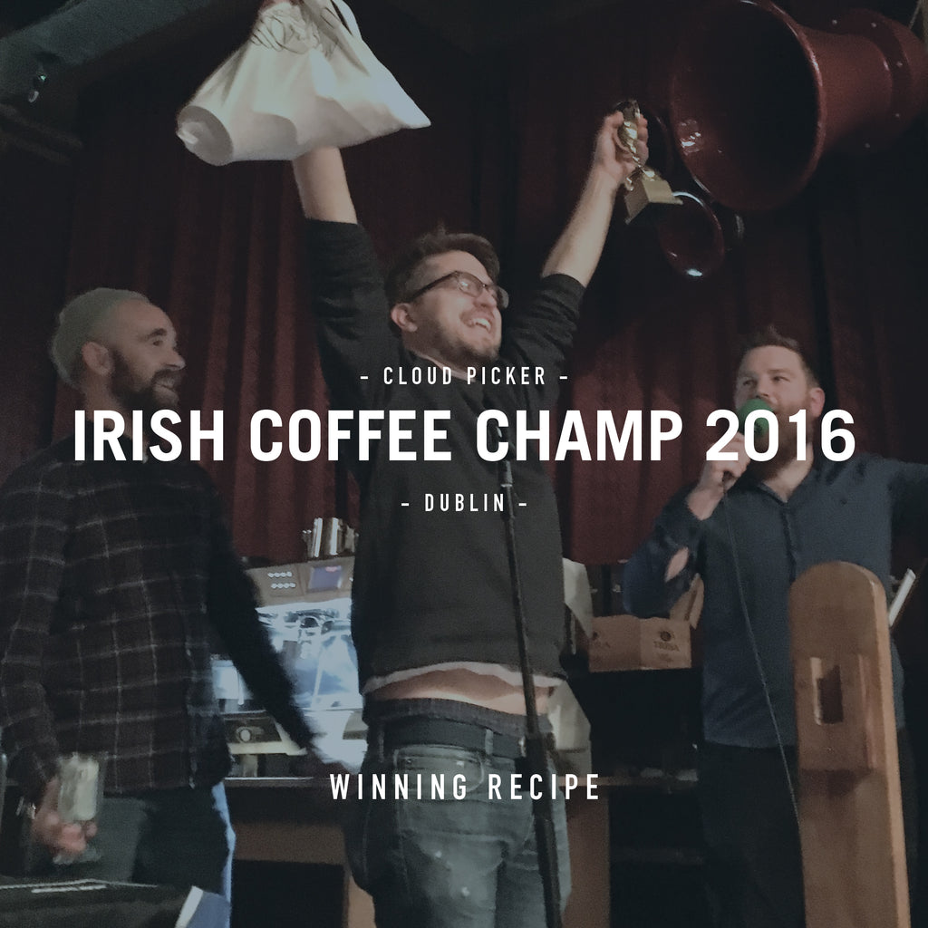 Vice Irish Coffee Comp 2016