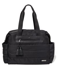 Riverside Ultra Diaper Satchel - Black