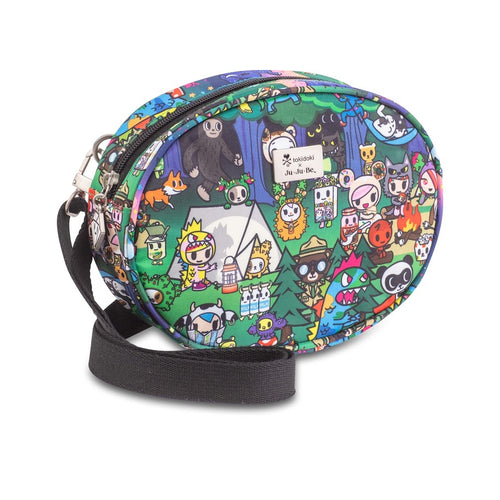 JU-JU-BE FREEDOM BELT BAG - TOKIDOKI CAMP TOKI