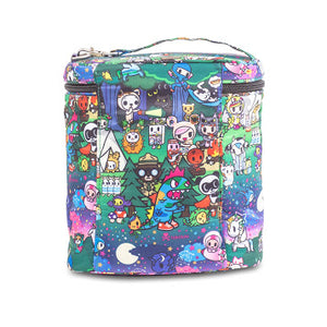 JU-JU-BE FUEL CELL LUNCH BAG - TOKIDOKI CAMP TOKI