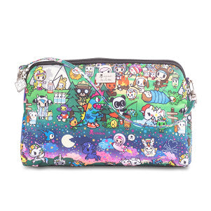 JU-JU-BE BE QUICK CLUTCH - TOKIDOKI CAMP TOKI